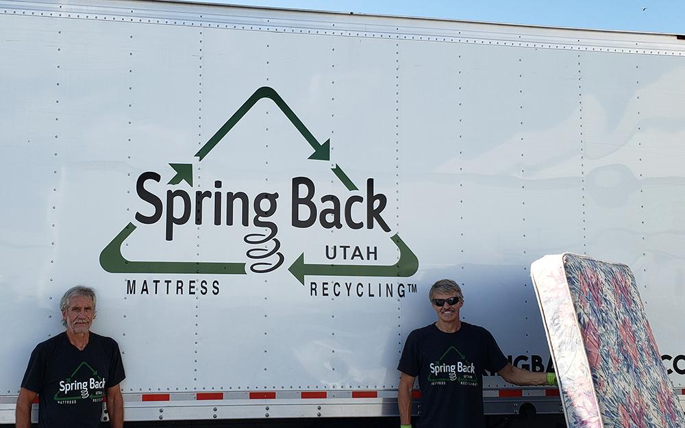 Schedule A Pick Up Spring Back Utah